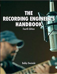 bobby owsinski recording handbook
